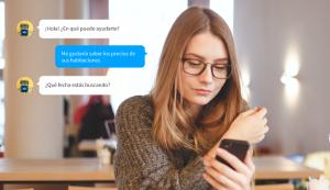 chatbots en la hotelería