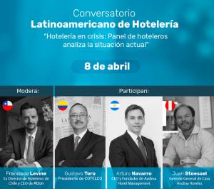 Conversatorio Latinoamericano de Hotelería