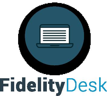 fidelity desk logo
